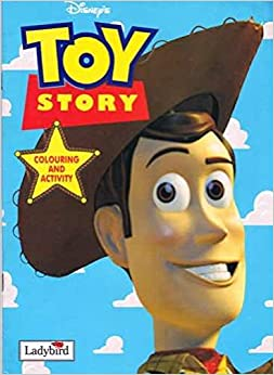 Toy Story Colouring And Activity Book 1 Disney Classic