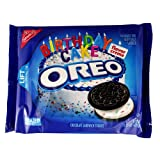 OREO Birthday Cake Creme 15.25 OZ (432g)