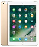 #7: Apple iPad Tablet (9.7 inch, 128GB, Wi-Fi + 4G LTE + Voice Calling), Gold