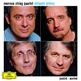 Leos Jan�cek: String Quartet No.1 - 3. Con moto - Vivo - Andante