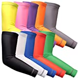 Suddora Sports Arm Sleeve Pair - Athletic Arm Sleeves (Available in 10 different colors)