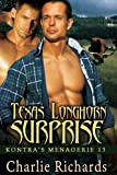 Texas Longhorn Surprise