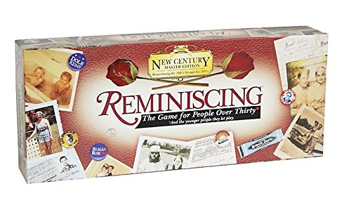Reminiscing, the Millennium Edition Game (1998) by TDC Games