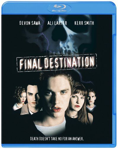 ファイナル・デスティネーション [Blu-ray] -