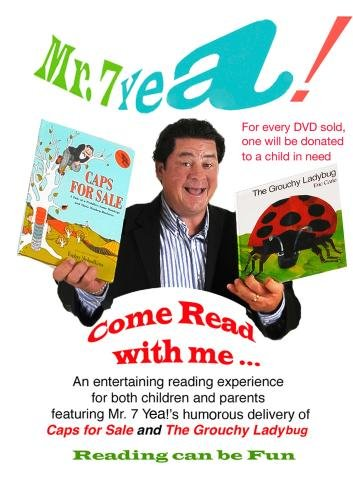 Mr 7 Yea: Come Read With Me [DVD] [Import]