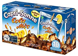 Capri Sonne Cola