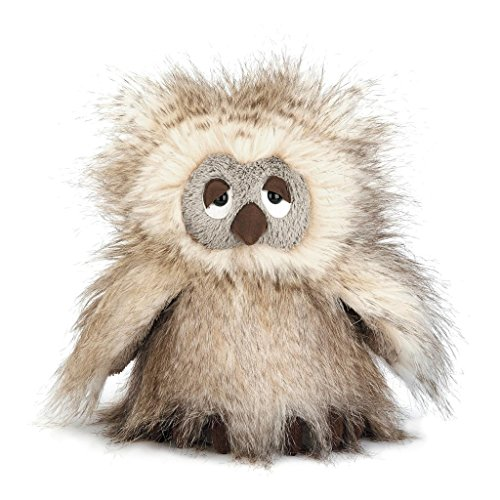"Jellycat® Ania Cream Owl - 11"" front-466451"