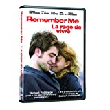 Remember Me / La rage de vivre (Bilingual)by Robert Pattinson