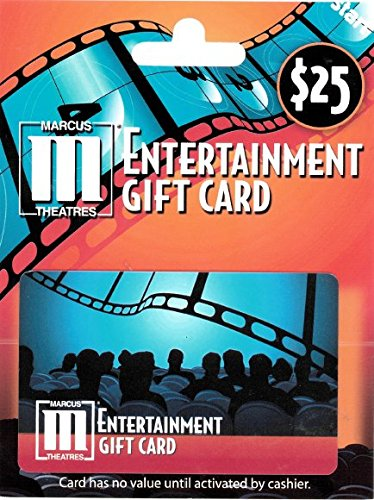 Marcus Theatres $25 Gift Card (Amc Theaters compare prices)