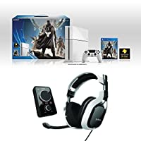 PlayStation 4 Destiny Bundle + AstroGaming A40 White Headset