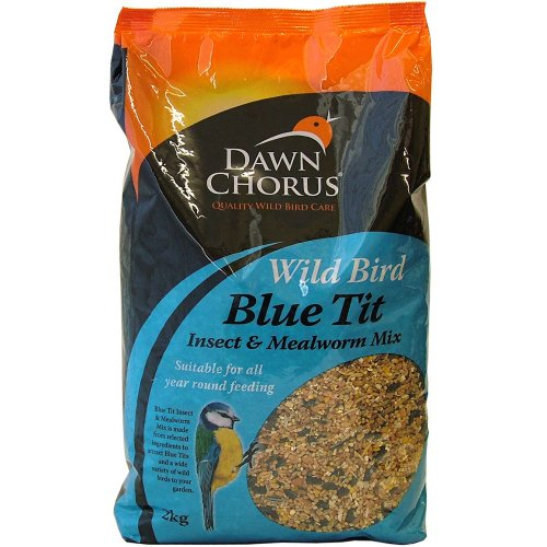 Cheap Monster Pet Supplies Dawn Chorus Blue Tit Insect / Mealworm Bird Food (B004OA8UMW)