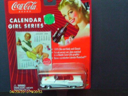 #7 '53 Buik Super Calendar Girls Series