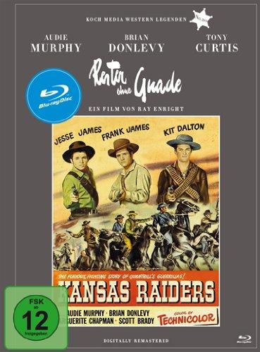 Reiter ohne Gnade - Edition Western Legenden Vol. 20 [Blu-ray]