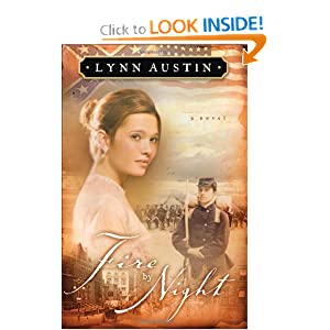 """Fire by Night"" by Lynn Austin :Book Review"