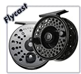 Ross FlyCast Fly Cast #4 Fly Fishing Reel - Color Titanium