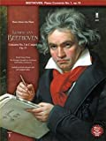 img - for Beethoven - Concerto No. 1 in C Major: Piano and Prchestra OP. 15 book / textbook / text book
