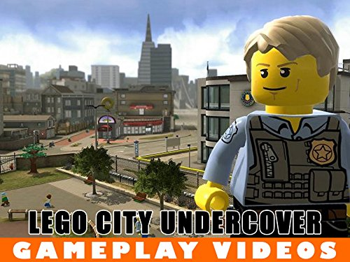 LEGO City Undercover Video Gameplay - Season 1