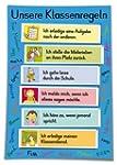 Unsere Klassenregeln: 36 Regelstreife...