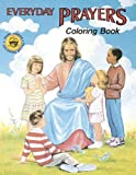 Everyday Prayers Coloring Book (10 Pack)