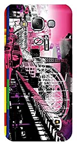 WOW Printed Designer Mobile Case Back Cover For SAMSUNG GALAXY E5