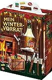 Funnyfrisch Knabber-Adventskalender mit 24 knusprigen Snacks