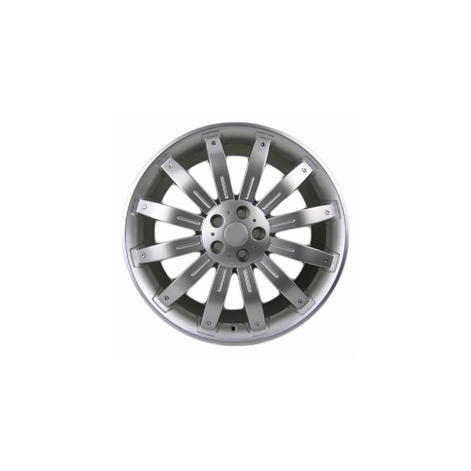 Sport Rack   22x9.0 Rims Wheels Rims Land Rover Range Rover in Hyper Silver Finish (Set of 4 Wheels)