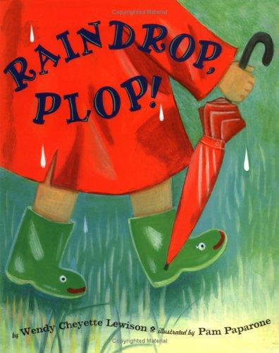 Raindrop, Plop