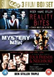 Mystery Men/Your Friends And Neighbours/Reality Bites [DVD]