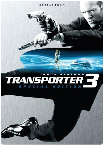 Transporter 3 (Steelbook)
