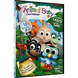 Wild Animal Baby Explorers - Learn and See!