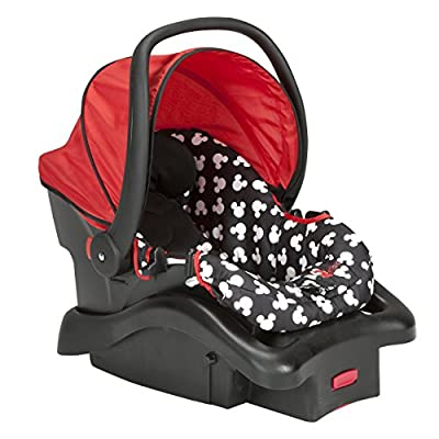 Light 'n Comfy Luxe Infant Car Seat