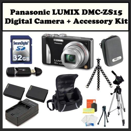 Panasonic LUMIX DMC-ZS15 Digital Camera