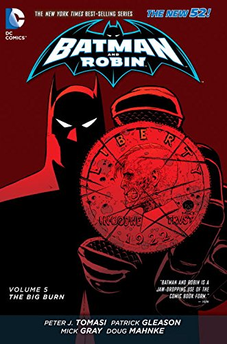 Batman And Robin - Volume 5