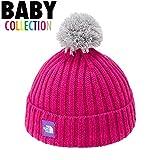 ノースフェイス THE NORTH FACE ベビー カプチョリッド ニットキャップ ビーニー 帽子 赤ちゃん BABY CAPPUCHO LID NNB41500 ラズルピンク