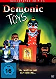 DVD Cover 'DEMONIC TOYS - Remastered Edition