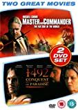 1492 - Conquest Of Paradise/Master And Commander [DVD]