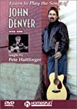 Learn To Play the Songs of John Denver- DVD#1