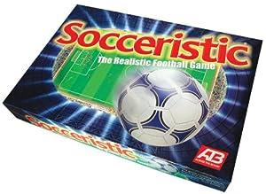 Socceristic football board game