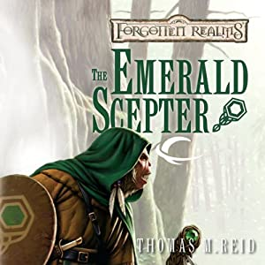 The Emerald Scepter: Forgotten Realms: The Scions of Arrabar, Book 3 | [Thomas M. Reid]