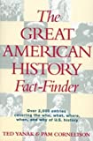 The Great American History Fact-Finder (0395617154) by Pam Cornelison