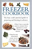 img - for Freezer Cookbook (Cook's Essentials) book / textbook / text book