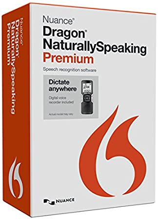 Dragon Naturally Speaking Premium 13.0 - Mobile (PC)