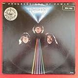 TRIUMPH Progressions Of Power LP Vinyl VG+ Cover VG+ 1980 MCA 37267 Masterdisk