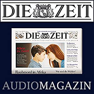 DIE ZEIT, April 28, 2016 Audiomagazin