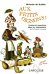 AUX PETITS OIGNONS : CUISINE ET NOURR...