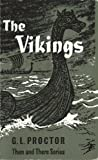 img - for Vikings (Then & There) book / textbook / text book