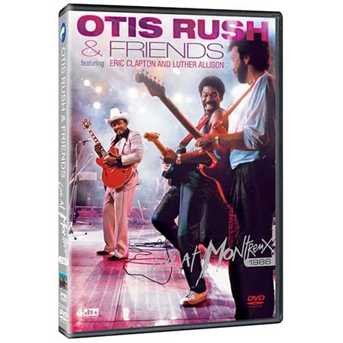 Otis Rush - Live at Montreux 1986 (2006) DVD