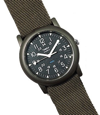 Timex Military Quartz Watch