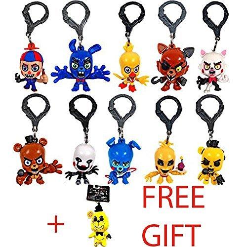 [FNAF Key Chain Five Nights At Freddy 3