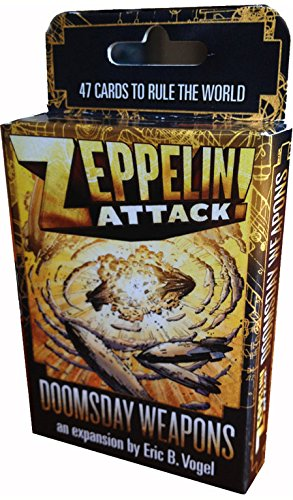 Zeppelin Attack! Doomsday Weapons Card Game